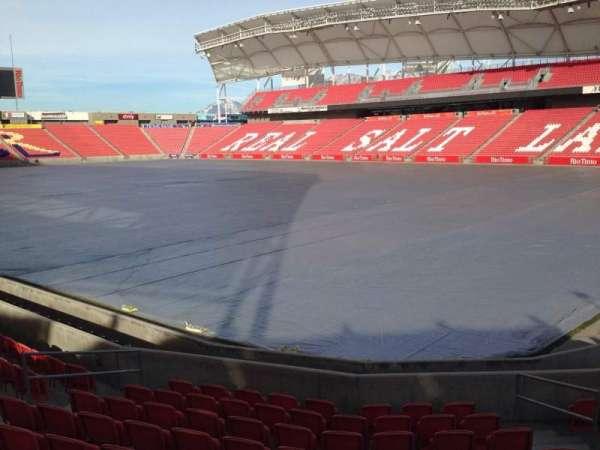 Rio Tinto Stadium, secção: 14, fila: p, lugar: 10