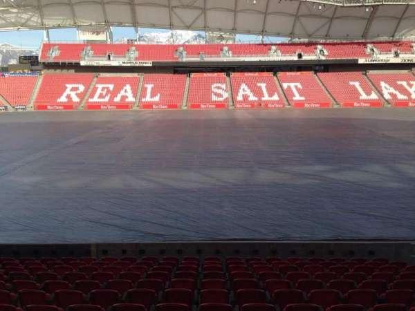 Rio Tinto Stadium, secção: 20, fila: p, lugar: 15