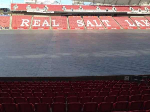 Rio Tinto Stadium, secção: 21, fila: p, lugar: 14
