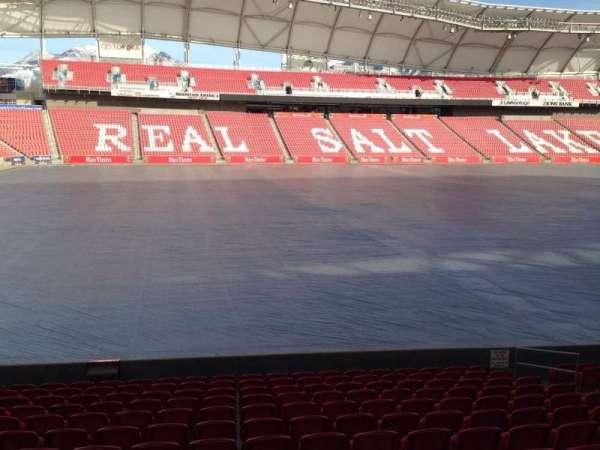 Rio Tinto Stadium, secção: 22, fila: p, lugar: 14
