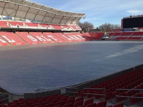 Rio Tinto Stadium, secção: 24, fila: p, lugar: 10