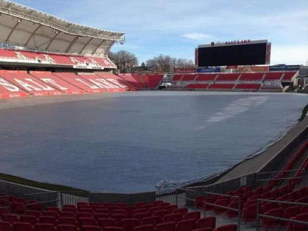 Rio Tinto Stadium, secção: 25, fila: p, lugar: 10