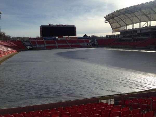 Rio Tinto Stadium, secção: 31, fila: p, lugar: 12