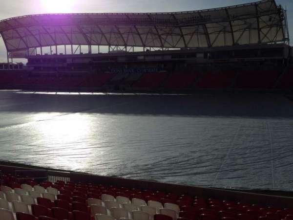Rio Tinto Stadium, secção: 34, fila: p, lugar: 15