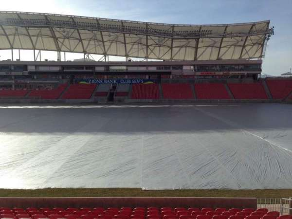 Rio Tinto Stadium, secção: 37, fila: p, lugar: 15