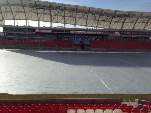 Rio Tinto Stadium, secção: 2, fila: p, lugar: 15