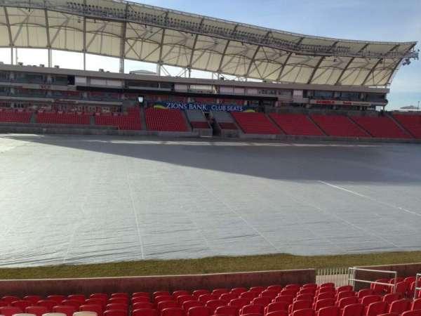 Rio Tinto Stadium, secção: 3, fila: p, lugar: 15