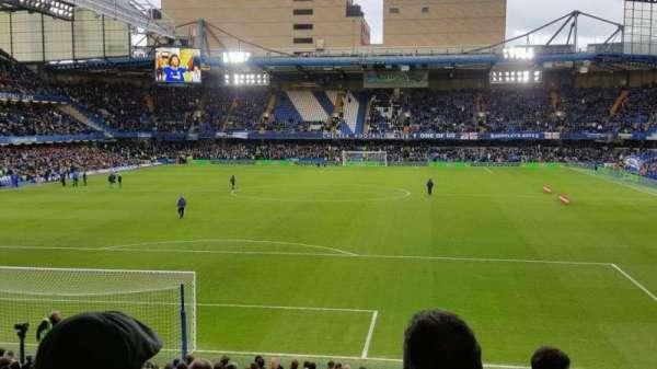 Stamford Bridge, secção: Matthew Harding Upper 12, fila: BB, lugar: 57