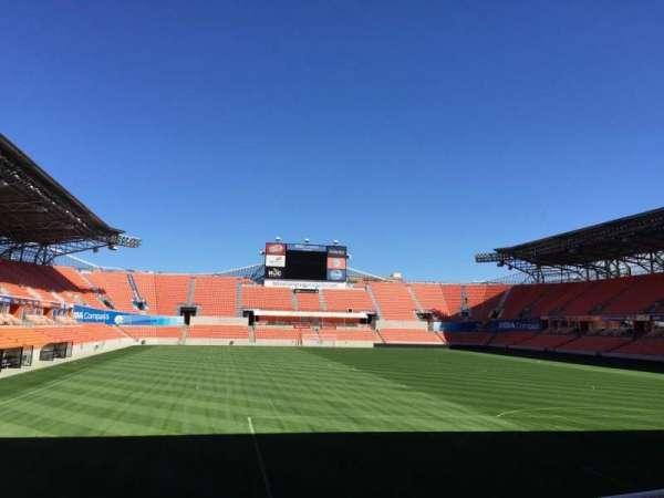 BBVA Stadium, secção: 138, fila: e, lugar: 15