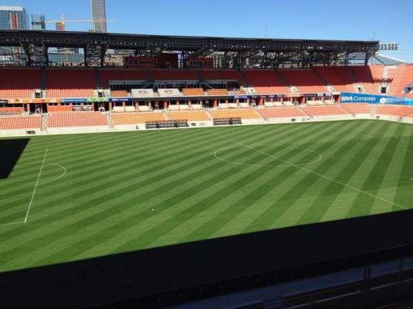 BBVA Stadium, secção: 228, fila: J, lugar: 15