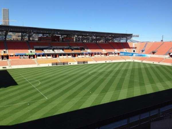 BBVA Stadium, secção: 229, fila: J, lugar: 15