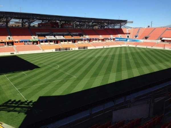 BBVA Stadium, secção: 230, fila: J, lugar: 16