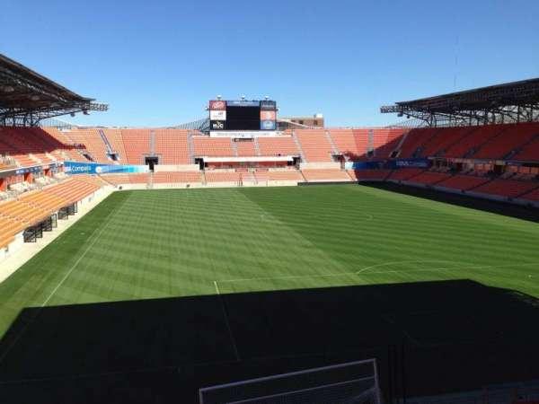 BBVA Stadium, secção: 238, fila: J, lugar: 15