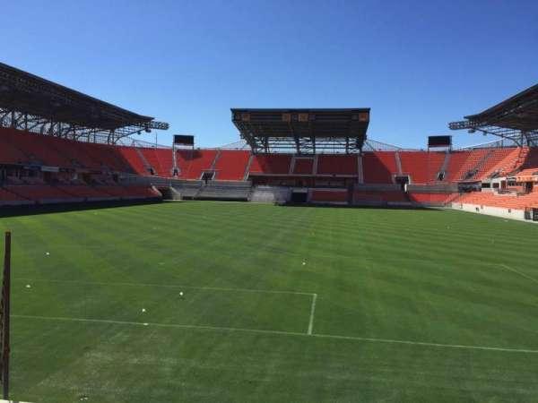 BBVA Stadium, secção: 115, fila: F, lugar: 15