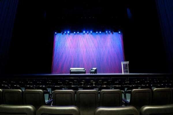 Microsoft Theater, secção: Pit Center, fila: 5, lugar: 311