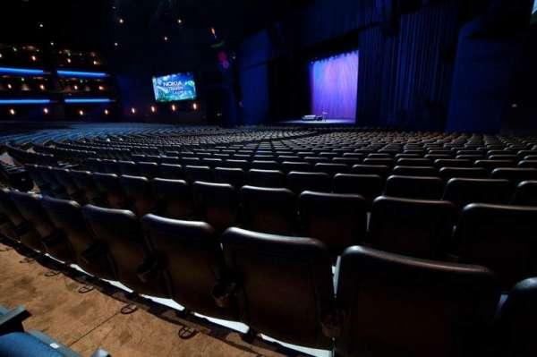 Microsoft Theater, secção: Orchestra Right, fila: S, lugar: 112