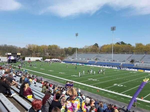 Braly Stadium, secção: G, fila: 20, lugar: 32