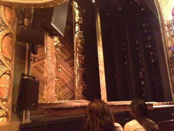 Bernard B. Jacobs Theatre, secção: Orchestra L, fila: D, lugar: 11