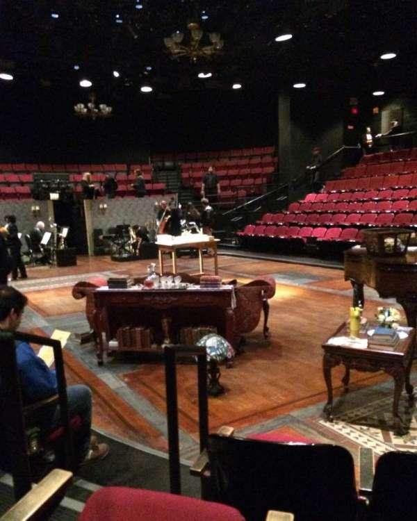 Circle in the Square Theatre, secção: Orch., fila: C