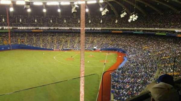 Olympic Stadium, Montreal, secção: 442, fila: BB, lugar: 1