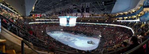 Scotiabank Arena, secção: 306, fila: 7, lugar: 18