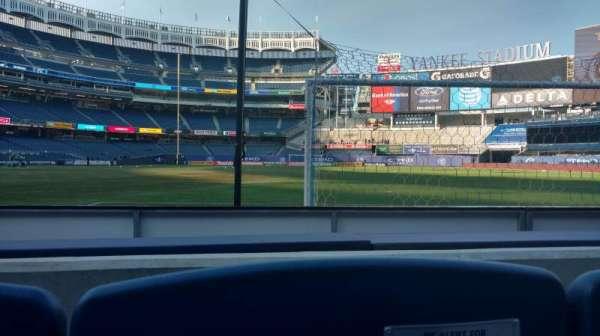 Yankee Stadium, secção: 013, fila: 2, lugar: 10