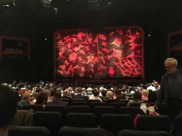 Minskoff Theatre, secção: Orchestra C, fila: Y, lugar: 123