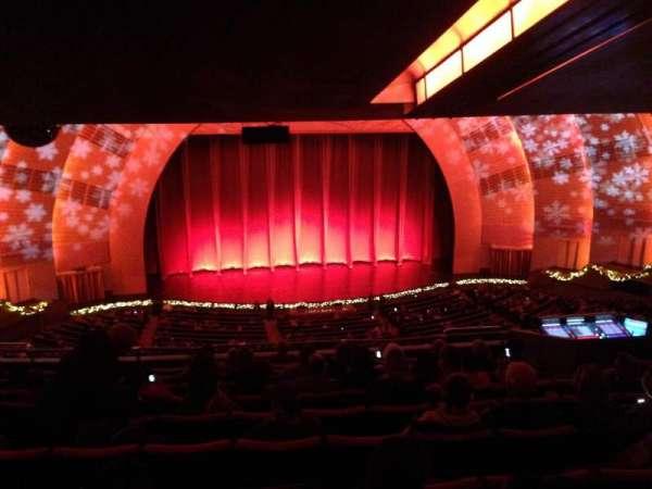 Radio City Music Hall, secção: 2nd Mezzanine 5, fila: K, lugar: 507