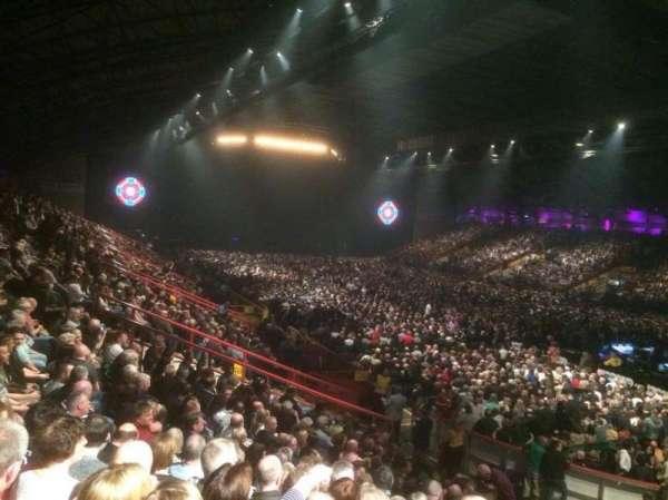 Utilita Arena, secção: 212, fila: S, lugar: 283