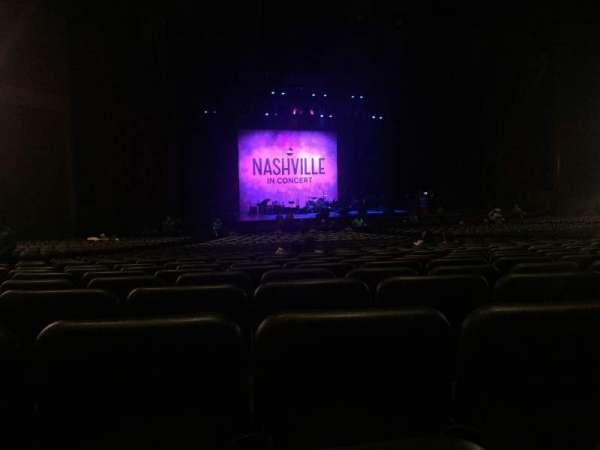 Microsoft Theater, secção: Orchestra Center Left, fila: FF, lugar: 416