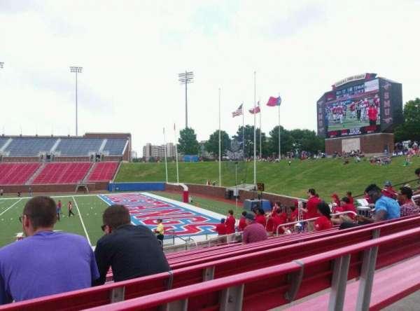 Gerald J. Ford Stadium, secção: 101