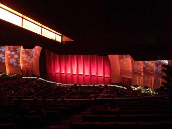 Radio City Music Hall, secção: 2nd Mezzanine 1, fila: K, lugar: 108