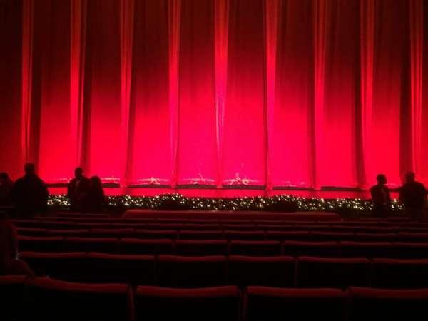 Radio City Music Hall, secção: Orchestra 4, fila: PP