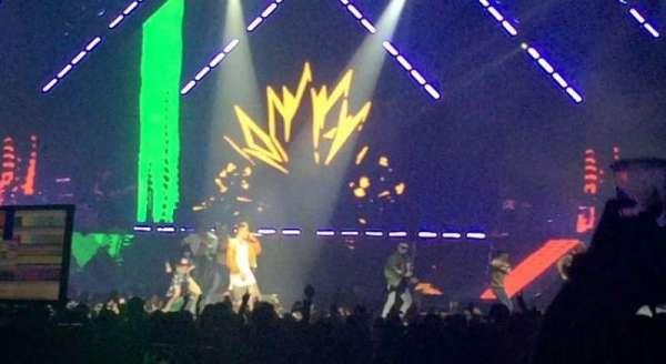 Scotiabank Arena, secção: FLR R, fila: 42