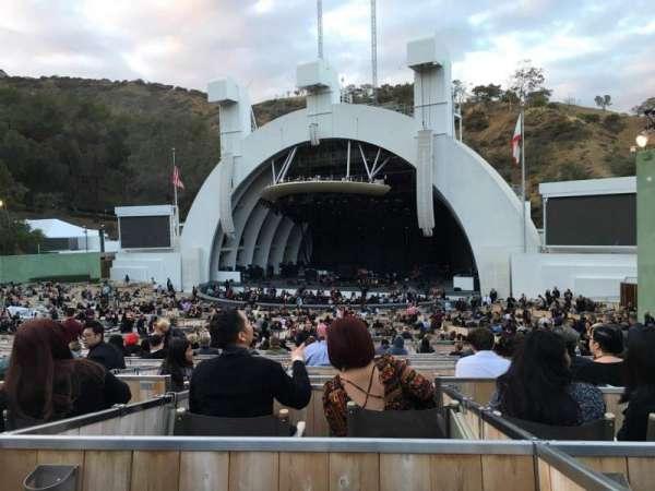 Hollywood Bowl, secção: Terrace 2