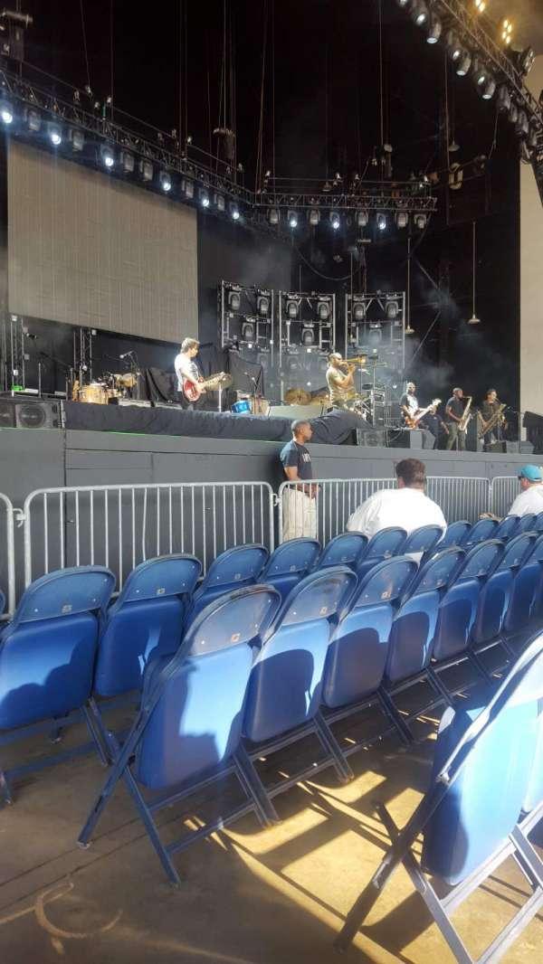PNC Music Pavilion, secção: 3, fila: D, lugar: 3