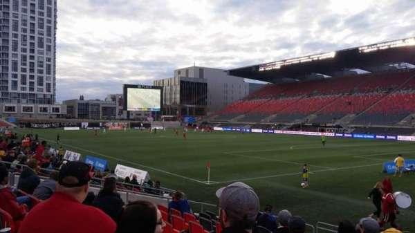 TD Place Stadium, secção: L, fila: 13, lugar: 14