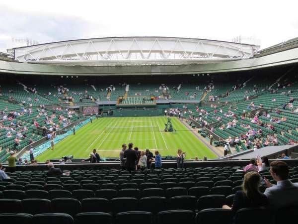 Wimbledon, Centre Court, secção: 309, fila: N, lugar: 178