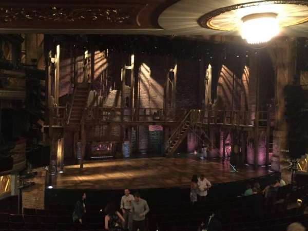 Richard Rodgers Theatre, secção: Orchestra L, fila: R, lugar: 15