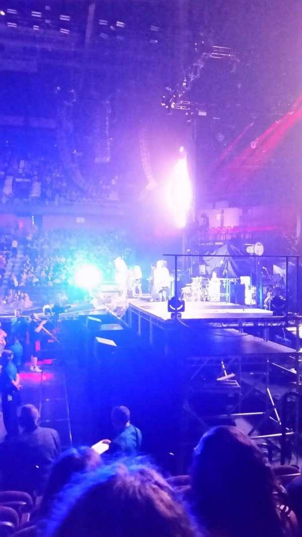 Mohegan Sun Arena, secção: 14, fila: E, lugar: 5