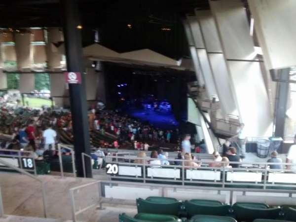 Saratoga Performing Arts Center, secção: 30, fila: n, lugar: 4