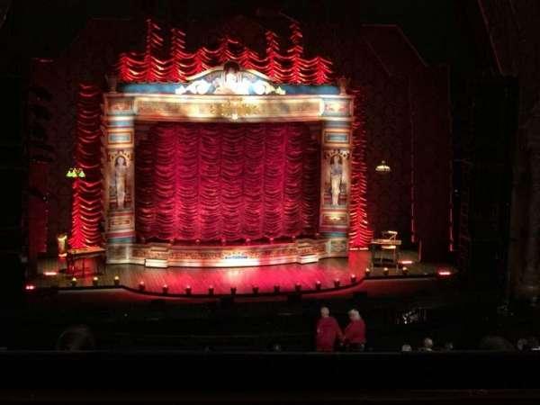 5th Avenue Theatre, secção: 6, fila: F, lugar: 1