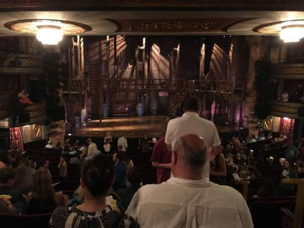 Richard Rodgers Theatre, secção: Orch, fila: S, lugar: 1