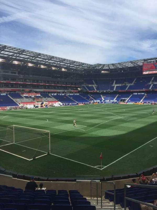Red Bull Arena (New Jersey), secção: 131, fila: 12, lugar: 1