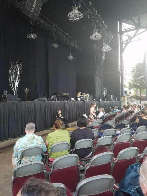 Jiffy Lube Live, secção: Orchestra 3, fila: K, lugar: 21