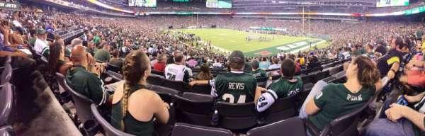 MetLife Stadium, secção: 131, fila: 28, lugar: 11