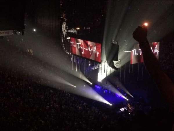 Scotiabank Arena, secção: 322, fila: 10, lugar: 1