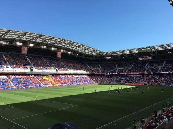 Red Bull Arena (New Jersey), secção: 114, fila: 15, lugar: 16