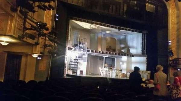 Gerald Schoenfeld Theatre, secção: Orchestra L, fila: N, lugar: 15