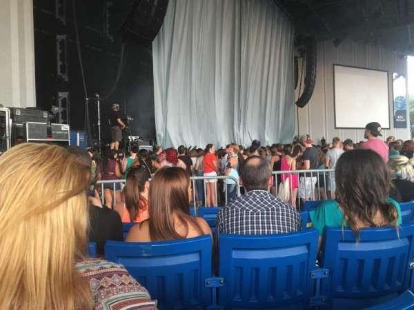 PNC Music Pavilion, secção: 3, fila: M, lugar: 19-20